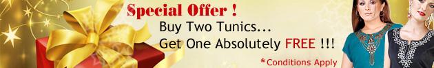Tunics Offer